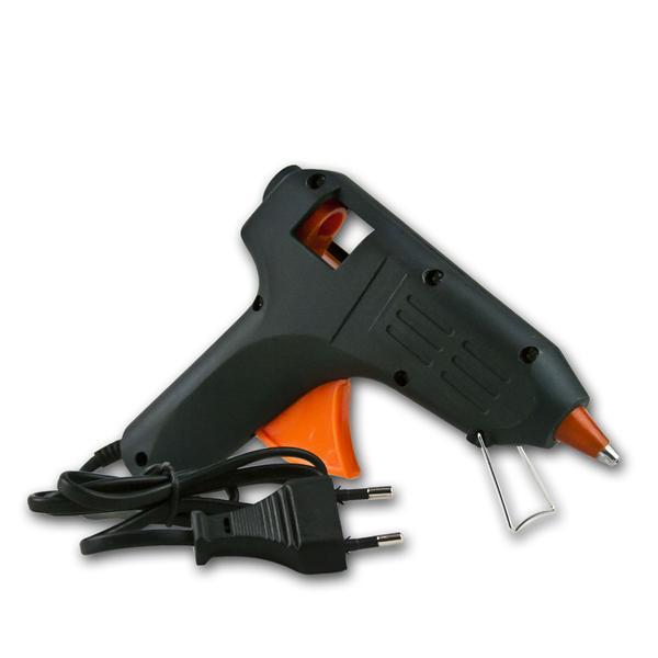 Heißklebepistole 230V/15W + 2 Klebesticks 100x11mm