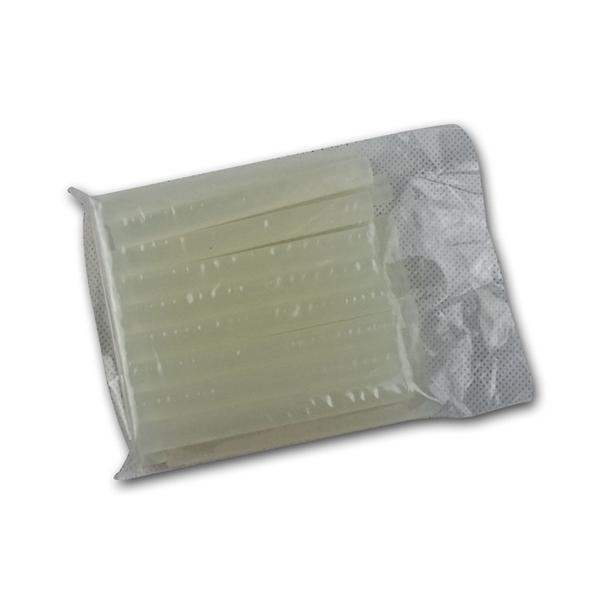 18 Stück Heißklebesticks, 100x11mm, transparent