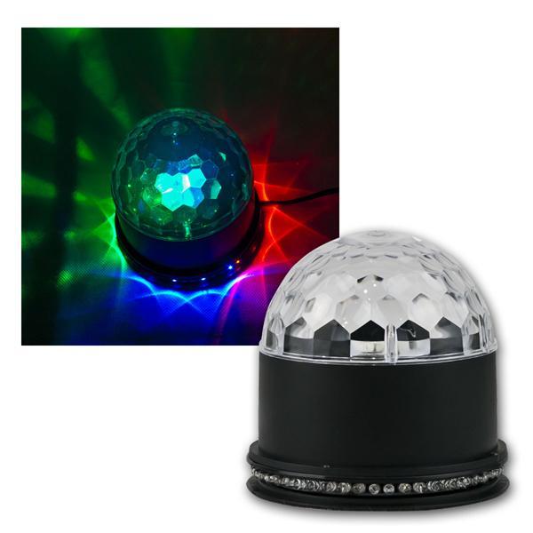 "LED-Lichteffekt ""ASTRO-Mini"" RGB 3x3W LEDs"