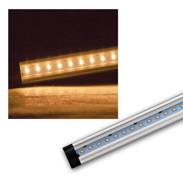 LED Unterbauleuchte CT-FL80 80cm 660lm warm weiß