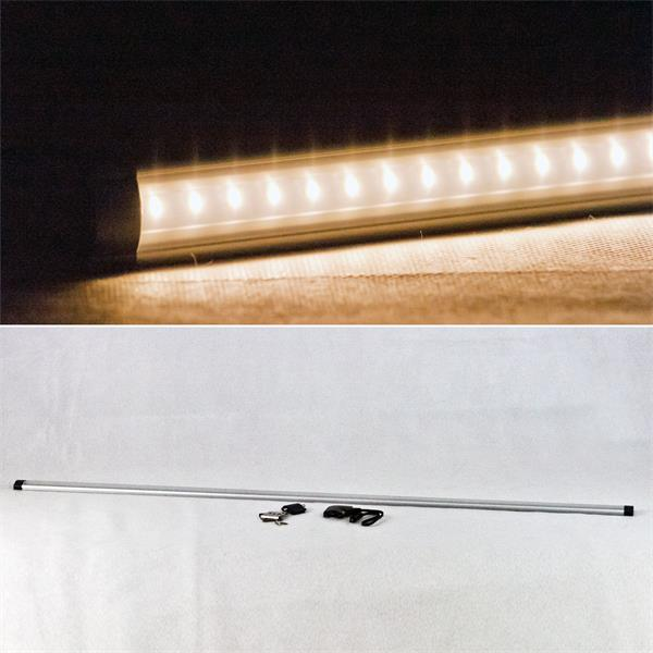 Unterbauleuchte LED dimmbar mit 80x 3528 LEDs und unglaublichen 660lm Lichtstrom