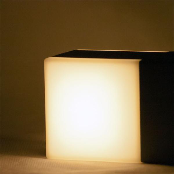 LED Wandleuchte mit je 220 Lumen und warmweißem Licht