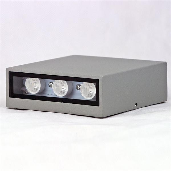 LED Wandleuchte mit je 180 Lumen und warmweißem Licht