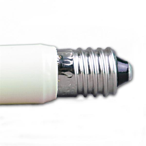 LED Energiesparkerze Sockel E10 für 8-55V mit nur ca. 0,3W Verbrauch
