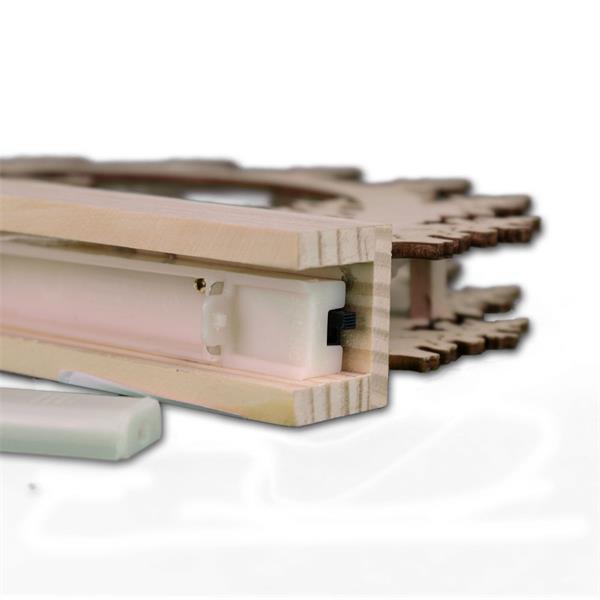 Batteriebetriebener Lichterbogen mit 5 LEDs