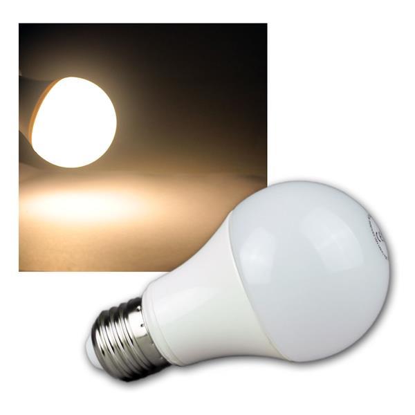LED Glühlampe E27 G40 AGL warm weiß 320lm 230V 5W