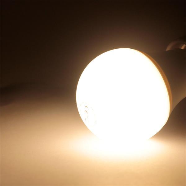 LED Leuchtmittel günstig mit 320lm Lichtstrom und großem 270° Abstrahlwinkel