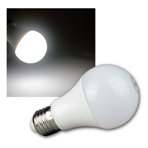 LED Glühlampe E27 G40 AGL kalt weiß 340lm 230V 5W