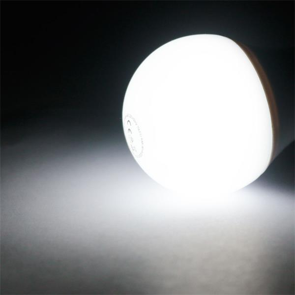 günstiges LED Leuchtmittel mit 340lm Lichtstrom und großem 270° Abstrahlwinkel