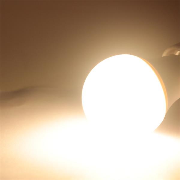 LED Leuchtmittel günstig mit 800lm Lichtstrom und großem 270° Abstrahlwinkel