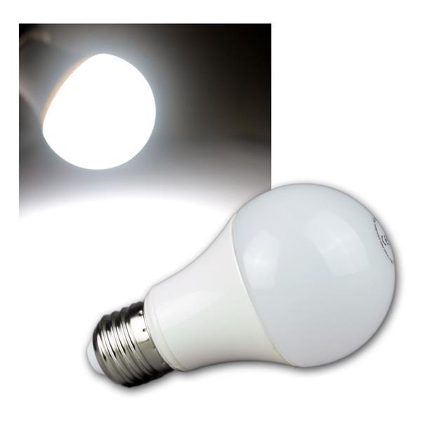 LED Glühlampe E27 G70 AGL kalt weiß 820lm 230V 10W