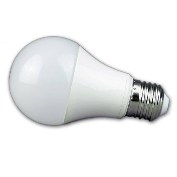 LED Energiesparlampe in einem Kunststoff Gehäuse und dem Maß 60x108mm