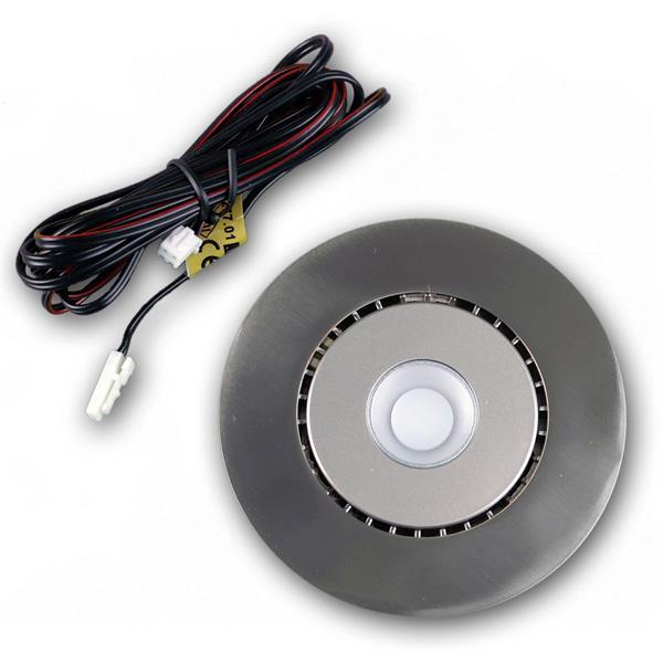 LED Einbauspot mit superhellen 400lm Lichtstrom aus einer Hochleistungs-LED