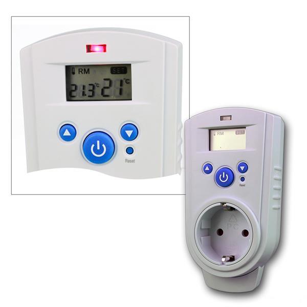 "Steckdosen-Thermostat ""ST-35"" max. 3500W"