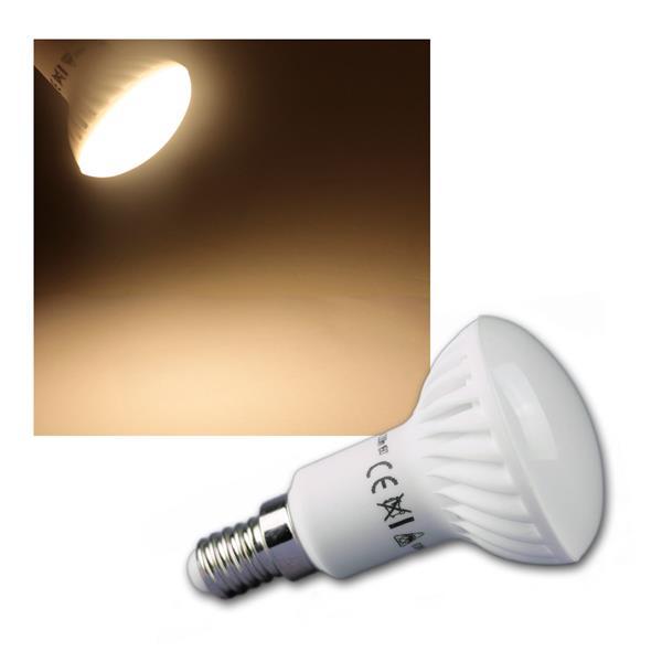 LED Reflektorstrahler R50 330lm E14 4W warm weiß