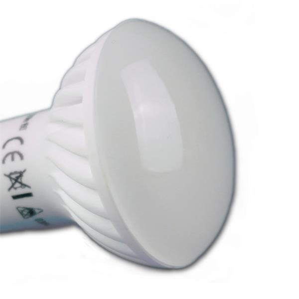 LED E14 Strahler mit 21 SMD LEDs die ein flimmerfreies Licht erzeugen