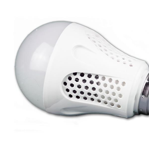 LED Energiesparlampe mit großem 180° Abstrahlwinkel und dem Maß 60x113mm