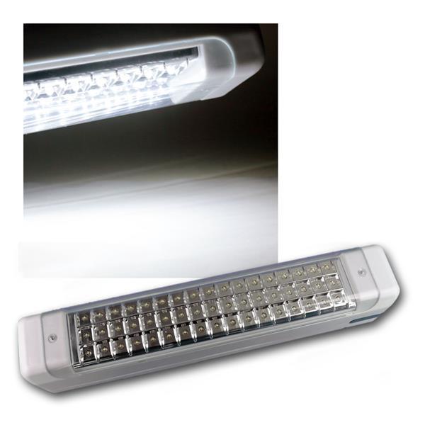 Notleuchte Secure-51 LED 6V/1,6Ah Bleiakku