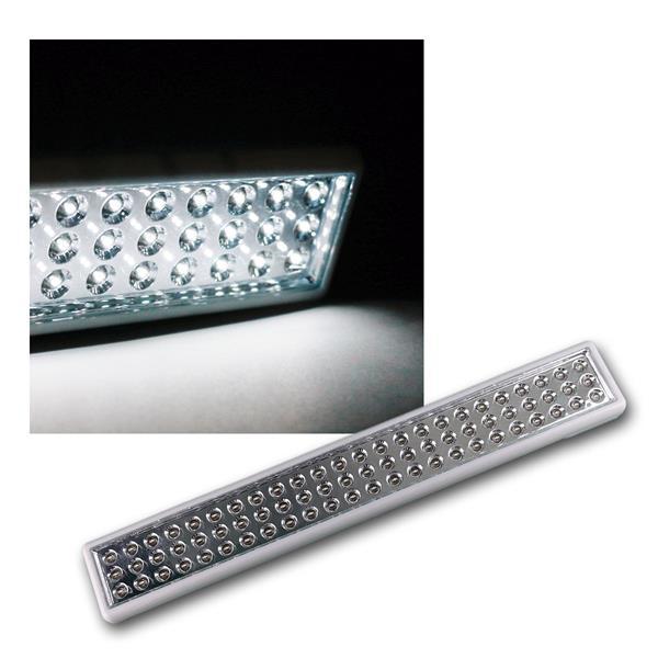 """Notleuchte """"Secure-72 LED"""" 4V/2,4Ah Bleiakku"""
