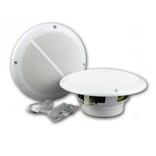 wasserfeste Lautsprecher mit Ø184mm Aussendurchmesser