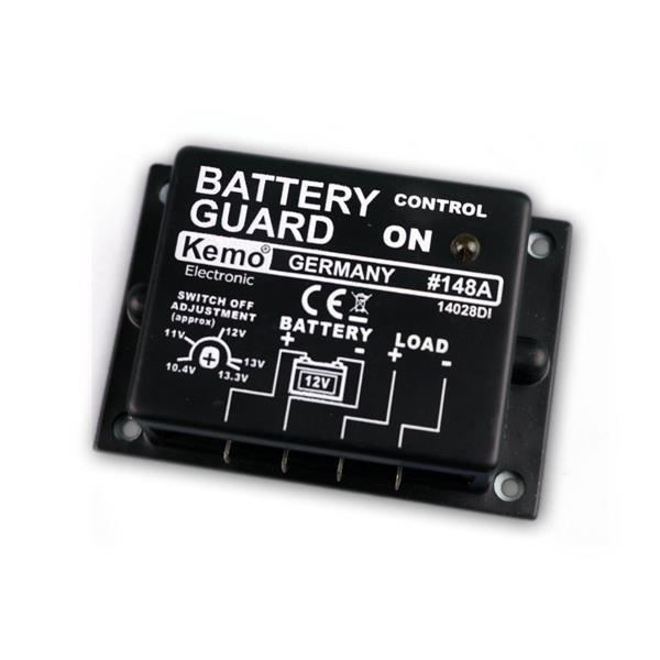 Batteriewächter 12 V/DC, Kemo M148A