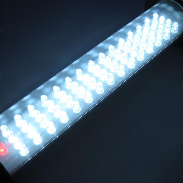 Praktische LED-Stableuchte mit 60 superhellen LEDs