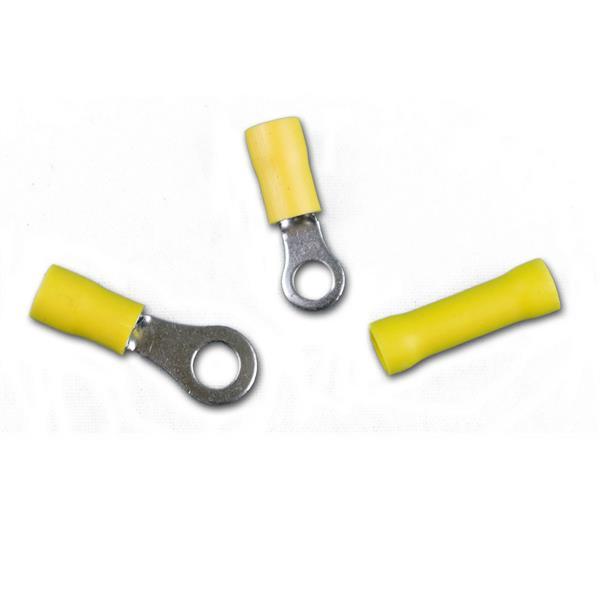 verschiedene Kabelverbinder für Querschnitte von über 2,5 bis 6mm²