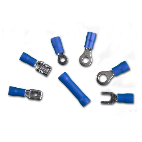 verschiedene Kabelverbinder für Querschnitte von 1,5 bis 2,5mm²