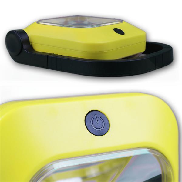 LED Highpower Strahler aus stoßfestes Gehäuse mit Tragegriff