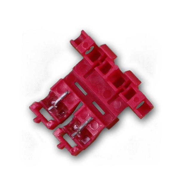 Sicherungshalter ROT f Kfz-Sicherungen 0,5-1,0mm²