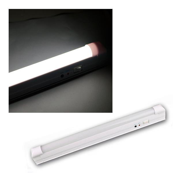 "LED Notleuchte ""CTNL-UB30"", 30cm Li-Ion Akku 200lm"