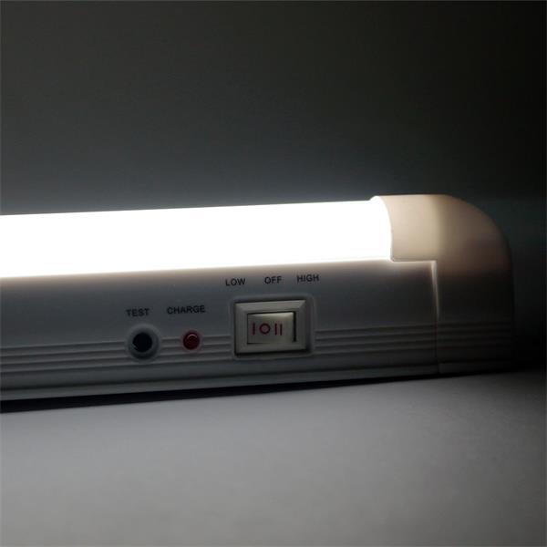 LED-Notbeleuchtung mit 2 Helligkeitsstufen