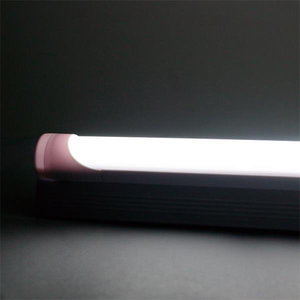 Notbeleuchtung mit regelbarer Helligkeit