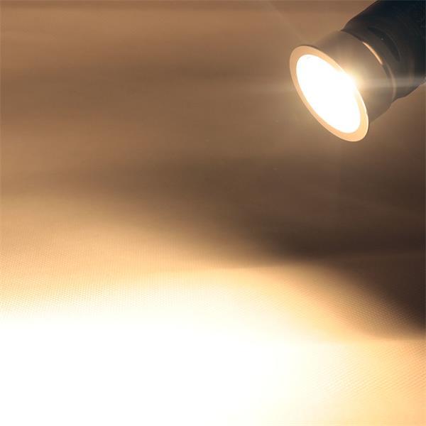 230V LED Einbauspot MR16 dimmbar mit superstarken 600lm Lichtstrom