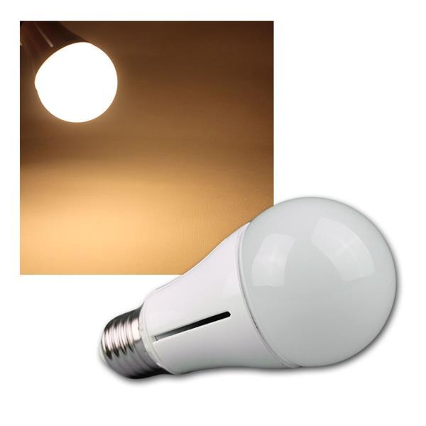 LED Birne E27 7W 480lm warm weiß Leuchtmittel