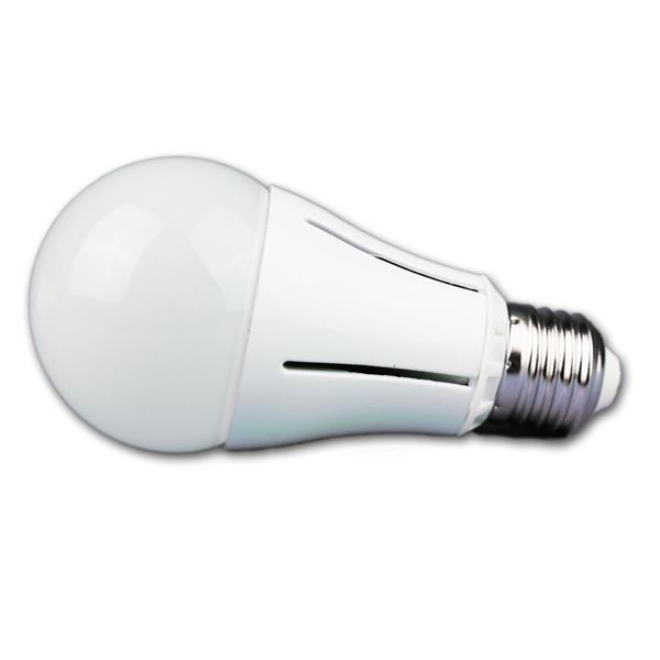 LED Energiesparlampe mit dem Maß 60x122mm ist vergleichbar mit einer 40W Glühbirne