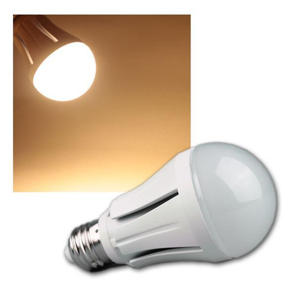 LED Birne E27 10W 800lm warm weiß Leuchtmittel