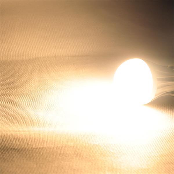 LED Leuchtmittel mit 1080lm Lichtstrom und breiten 180° Abstrahlwinkel