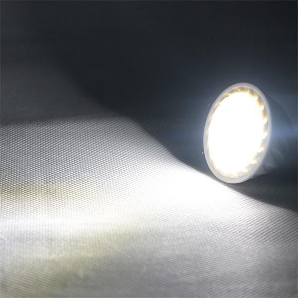 LED Leuchtmittel MR16 mit 520lm Lichtstrom ähnlich konventionellen 50W Strahlern