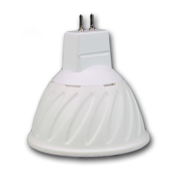 LED Spot 12V AC/DC Sockel MR16/GU5.3 mit nur ca. 7W Verbrauch