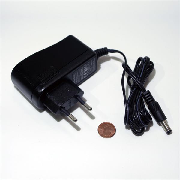 LED Tischlampe inklusive Steckernetzteil, Anschlusskabel und Schraubklemme