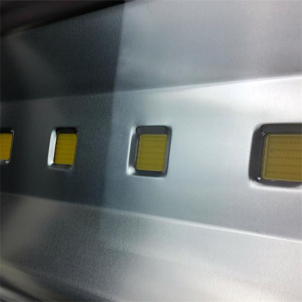 Hochstleistungs LED Strahler mit 200W Highpower LED Chip