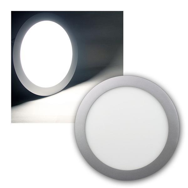 LED Einbau Panel 15W rund CTP-24RE daylight 1200lm