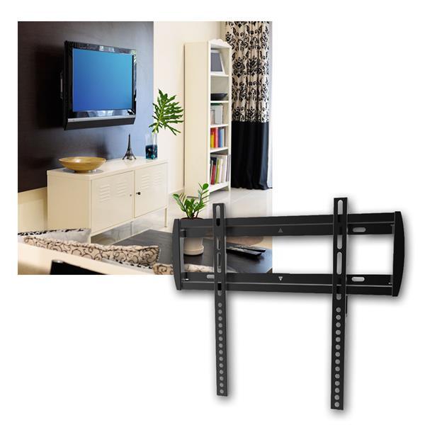 """TV-Wandhalter CT-55 slim 26-55"""" QuickLock max 50kg"""