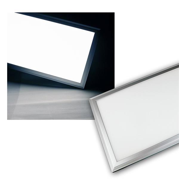 LED Licht-Panel CTP-120 120x30cm tageslicht 3100lm