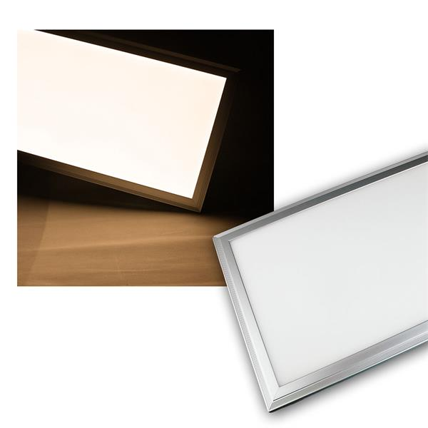 LED Licht-Panel CTP-120 120x30cm warmweiß 2900lm