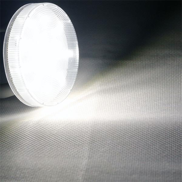 GX53 LED Lampe mit starken 240lm Lichtstrom und 120° Abstrahlwinkel
