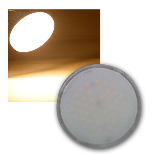 LED Leuchtmittel 8W GX53 XH 60 warm weiß 550lm