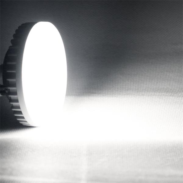 GX53 LED Lampe mit unglaublichen 580lm Lichtstrom und 120° Abstrahlwinkel