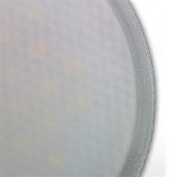 LED Strahler GX53 mit superhellen Epistar SMD LEDs unter einer vorgebauten Streuscheibe
